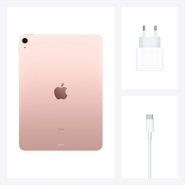 Планшет Apple iPad Air 10.9 256GB LTE Rose Gold