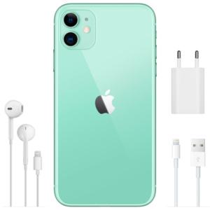 apple iphone 11 green q5 300x300 - Apple iPhone 11 128GB Green Dual Sim A2223