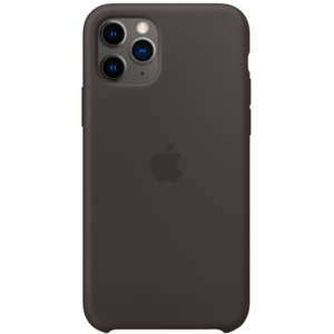 Чехол Apple Silicone Case для iPhone 11 Pro Black