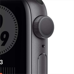 Смарт-часы Apple Watch Nike S6 40mm Space Gray Aluminum Case with Anthracite/Black Nike Sport Band