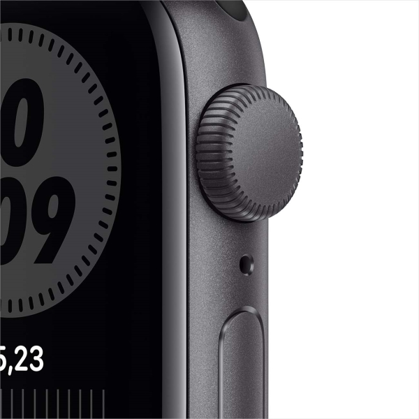 Смарт-часы Apple Watch Nike SE 40mm Space Gray Aluminum Case with Anthracite/Black Nike Sport Band MYYF2RU/A