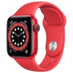 Apple Watch S6 PRODUCT(RED) Aluminum Case with PRODUCT(RED) Sport Band 1
