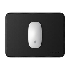 Коврик Satechi Eco Leather Mouse Pad для компьютерной мыши эко-кожа 25 x 19 см черный