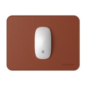 Коврик Satechi Eco Leather Mouse Pad для компьютерной мыши эко-кожа 25 x 19 см коричневый