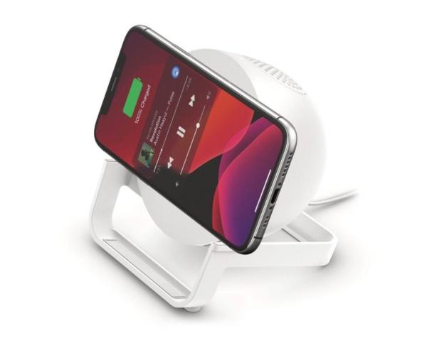 image 2020 08 25 104621.1080x870s 600x483 - Беспроводная зарядная станция Belkin Wireless Boost Charge + колонка White