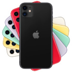 iPhone 11 Black q4