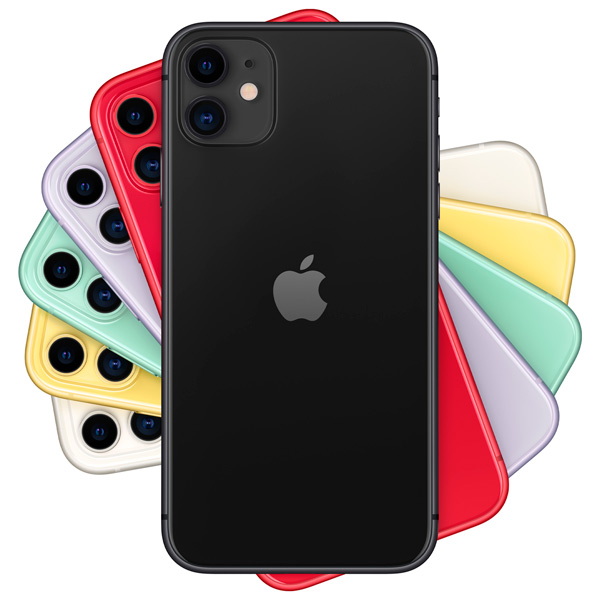 Apple iPhone 11 256GB Черный A2221 RU/A