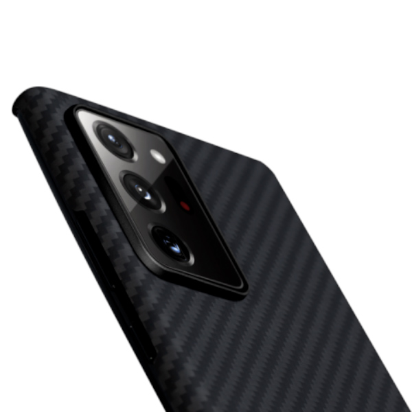 Кевларовый чехол Pitaka MagEZ Case для Galaxy Note 20 Ultra черный