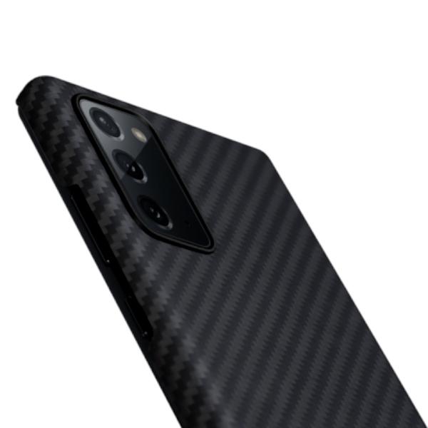 Кевларовый чехол Pitaka MagEZ Case для Galaxy Note 20 черный