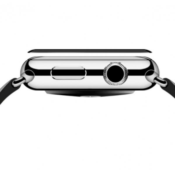 Защитное стекло для Apple Watch 40mm 3D Glass (Копировать)