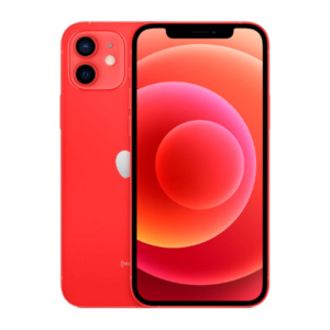 Смартфон Apple iPhone 12 64GB (PRODUCT)RED (MGJ73RU/A)