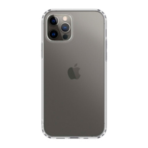 """Силиконовый чехол для iPhone 12 mini 5.4"""" прозрачный"""