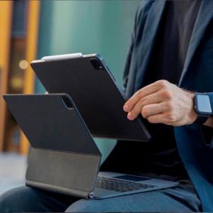 Pitaka Магнитный чехол MagEZ Case для iPad Pro 11 2018 и 2020