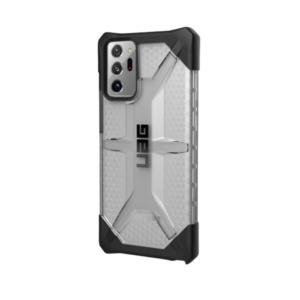 Противоударный чехол Uag Plasma для Samsung Note 20 прозрачный