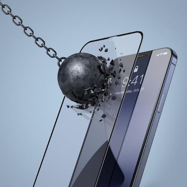 "Защитное стекло Remax 9H для iPhone 12 mini 5.4"""