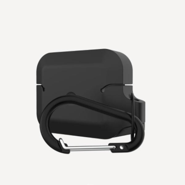 Силиконовый чехол для Apple Airpods Pro UAG, черный