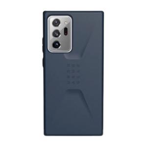 Противоударный чехол Uag Civilian для Samsung Galaxy Note 20 Ultra темно-синий