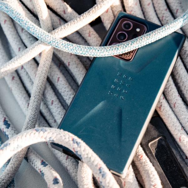 Противоударный чехол Uag Civilian для Samsung Galaxy Note 20 Ultra оливковый