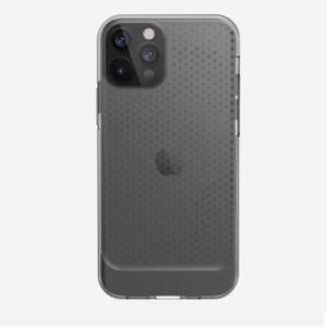 """Силиконовый чехол Uag Lucent для iPhone 12 Pro 6.1"""" прозрачный (Ice)"""