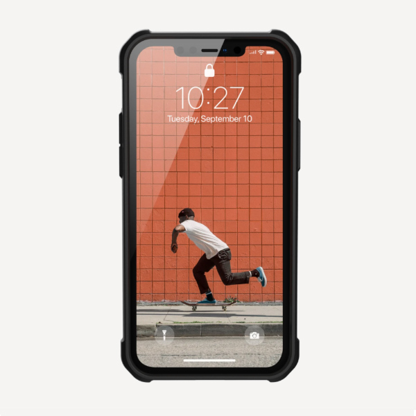 """Чехол Uag Metropolis LT для iPhone 12 Pro 6.1"""" черный (Black)"""