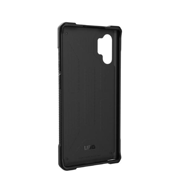 Чехол Uag Monarch для Samsung Note 10 + чёрный (Black )