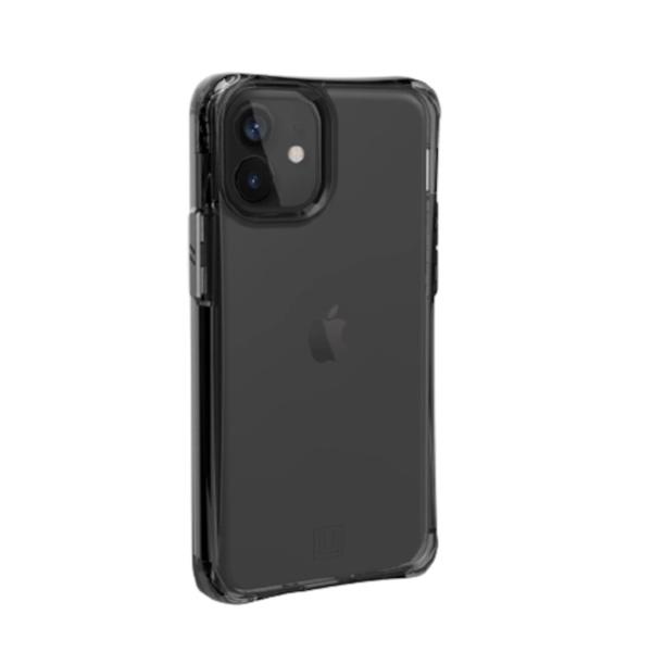 """Uag Mouve силиконовый чехол для iPhone 12 6.1"""" прозрачный"""