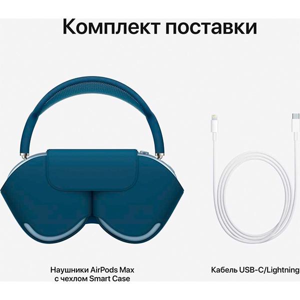 Беспроводные наушники Apple AirPods Max, «голубое небо»