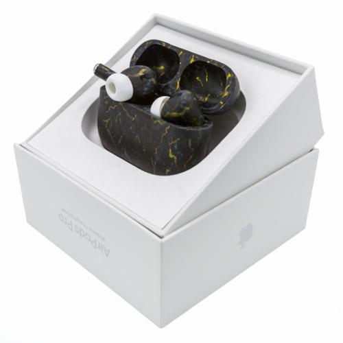 Беспроводные наушники Apple AirPods Pro Custom Edition мрамор