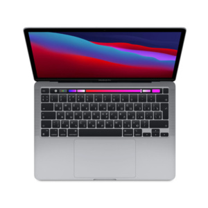 Ноутбук Apple MacBook Pro 13 2020 M1 8GB/512GB Серый космос MYD92RU/A