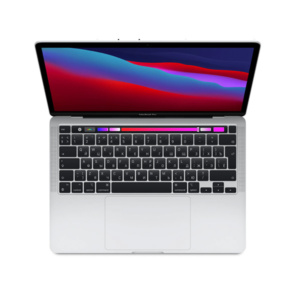 Ноутбук Apple MacBook Pro 13 2020 M1 8GB/256GB Серебристый MYDA2