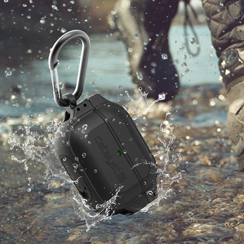 Catalyst Total Protection противоударный чехол для Airpods Pro черный