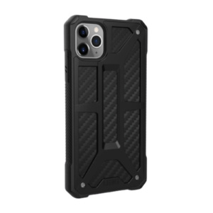 Чехол UAG MONARCH Series для iPhone 11 Pro Carbon Fiber Black