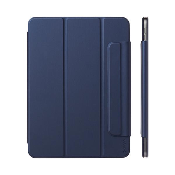 Чехол-книжка Deppa Wallet Onzo Magnet для Apple iPad Air 10.9 (2020) Темно-синий