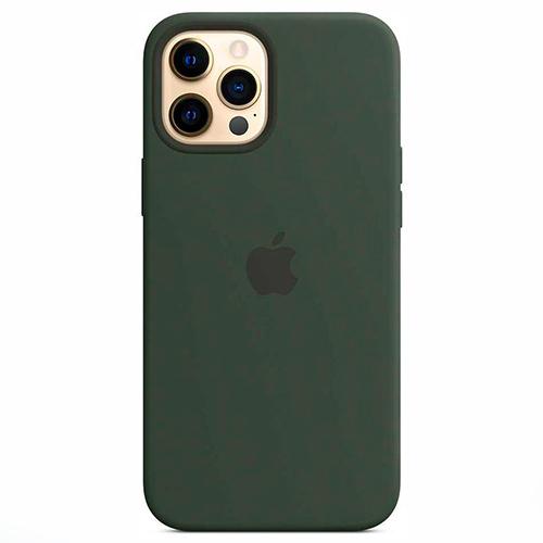 "Чехол Silicon Case для iPhone 12/12 Pro (6.1"") зеленый"