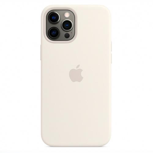 "Чехол Silicon Case для iPhone 12/12 Pro (6.1"") белый"