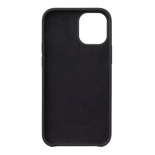 "Cиликон чехол Deppa Liquid Silicone Case для iPhone 12 Mini (5.4"") черный"
