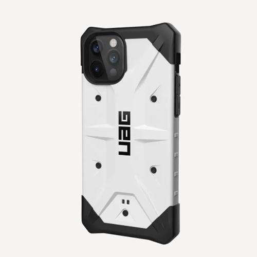 "Противоударный чехол Uag  Pathfinder для iPhone 12 Pro 6.1"" белый (White)"