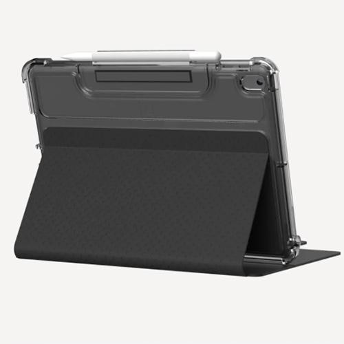 """Чехол противоударный Uag Lucent для iPad 10.2"""" Черный"""