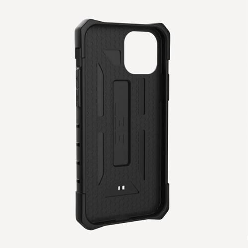 """Противоударный чехол Uag  Pathfinder для iPhone 12 Pro Max 6.7"""" черный (Black)"""