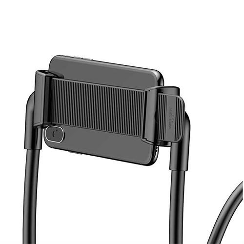 Baseus New Neck-Mounted Lazy Bracket черный