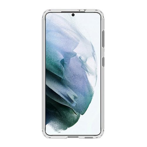 Накладка Deppa Gel Pro для Samsung Galaxy S21, прозрачный