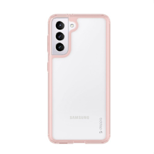 Накладка Deppa Gel Pro для Samsung Galaxy S21, нежно-розовый