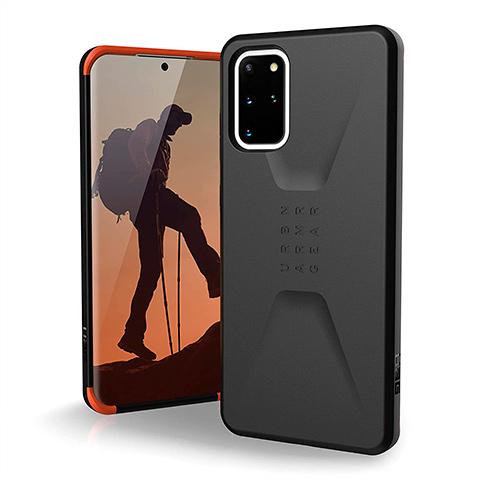 Чехол Uag Civilian для Samsung Galaxy S20 черный (Black)