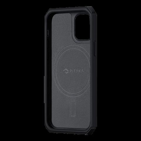 "Чехол Pitaka MagEZ Case Pro 2 для iPhone 12 Pro Max 6.7"", черно-серый"