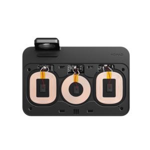 Беспроводное зарядное устройство Nomad Base Station Watch Edition USB-C PD 18W (Black)