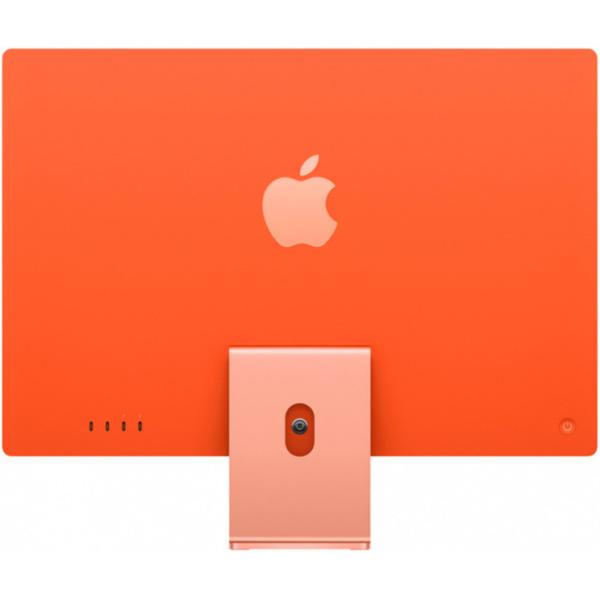 "Моноблок Apple iMac 24"" Retina 4,5K (M1 8C CPU, 8C GPU) 8 Гб, 256 Гб SSD Оранжевый Z130000BKRU/A"