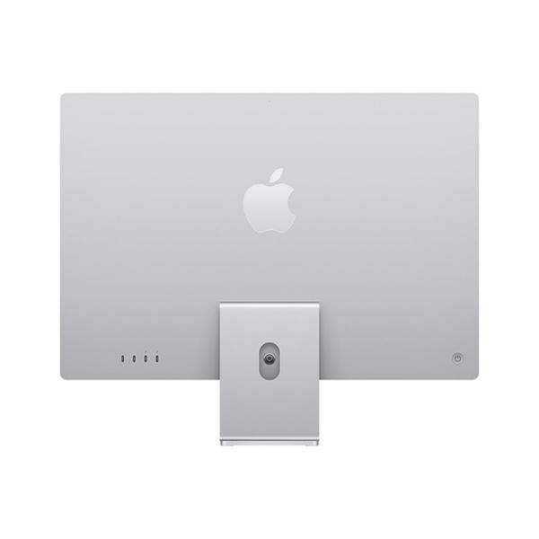 """Моноблок Apple iMac 24"""" Retina 4,5K (M1 8C CPU, 7C GPU) 256 Гб SSD Серебристый MGTF3RU/A"""