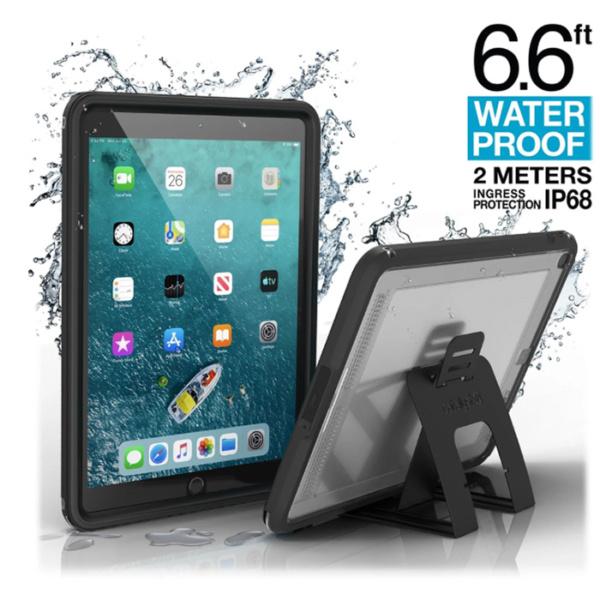 """Водонепроницаемый чехол Catalyst Waterproof Case для iPad Air 10,5"""" (3th 2019) черный"""