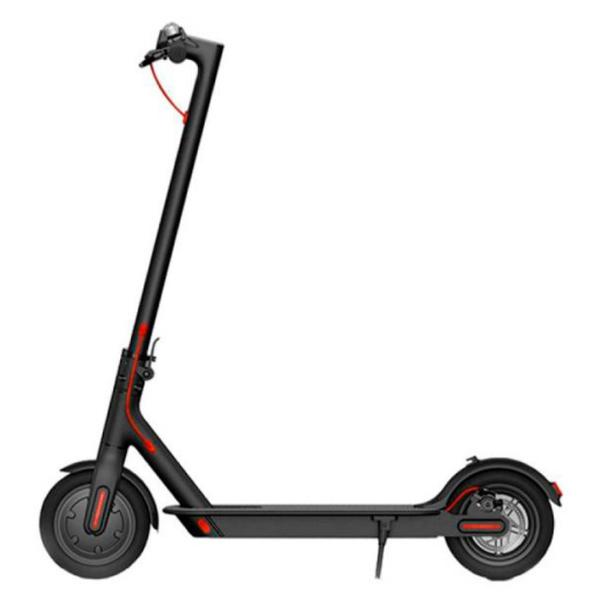 Электросамокат Xiaomi Mi Electric Scooter 1S черный