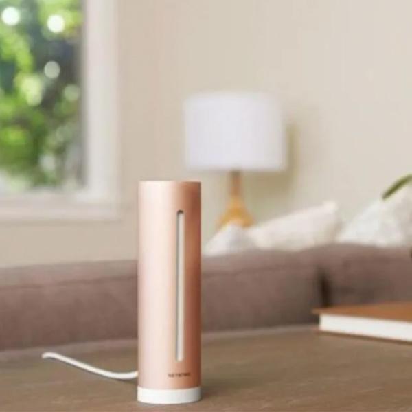 Монитор качества воздуха Netatmo Healthy Home Coach
